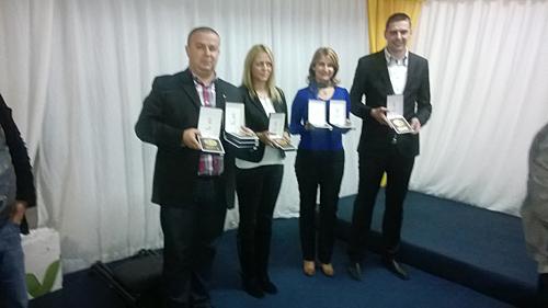 Industrija mesa Goranović Nikšić najbolja na ocjenjivanju kvaliteta proizvoda na 20. generalnom sajmu B&H – Zenica