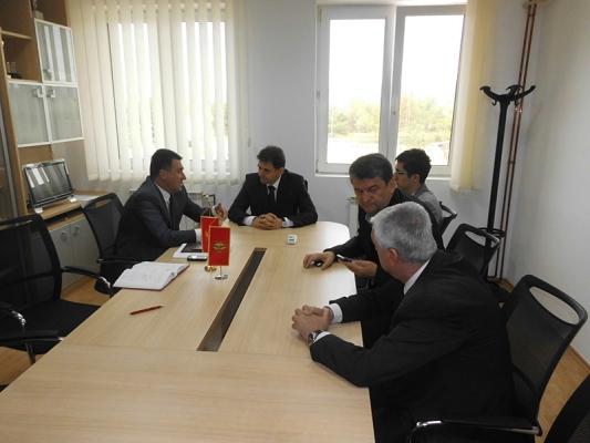 Ministar poljoprivede u poseti IM Goranovic