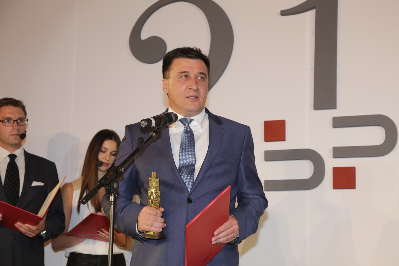 Industriji mesa Goranović dodjeljeno priznanje REGIONALNI BIZNIS PARTNER 2015