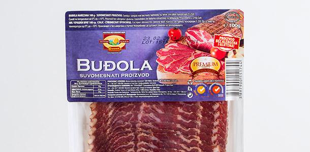 Buđola - narezana 100 g