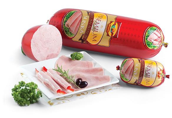 Premium šunka Goranović