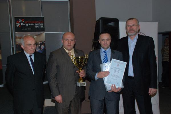 Nagrade za kvalitet proizvoda na 78. Međunarodnom poljoprivrednom sajmu u Novom Sadu