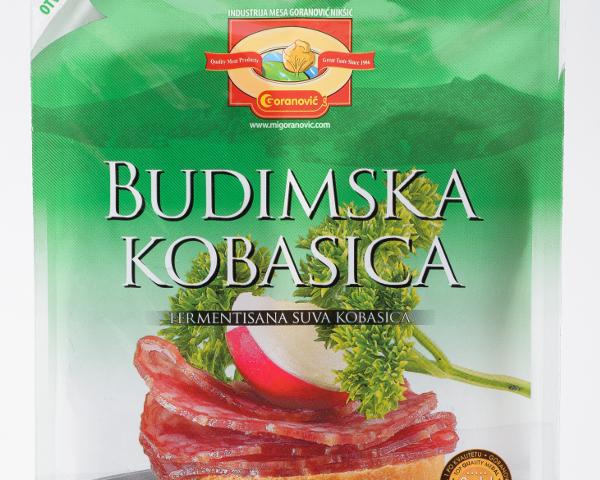 Budimska salama - narezana 100 g