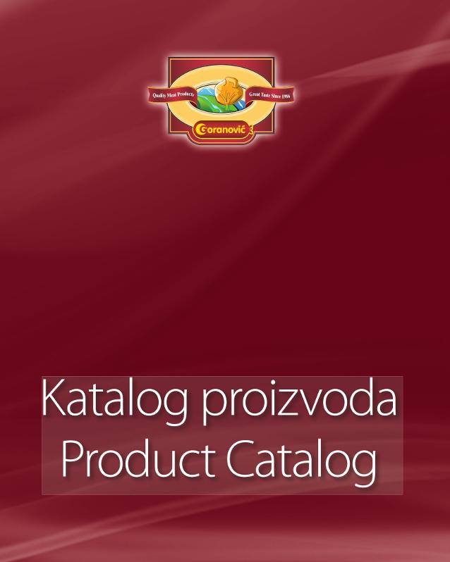 Katalog proizvoda 2017