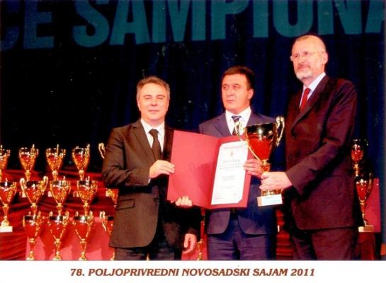 Industrija mesa Goranović proglašena za najbolju kompaniju u preradi mesa